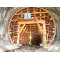 Buy cheap High Load Bearing automatic hydraulic Tunnel Formwork System For Windbreak Open Cut Tunnel product