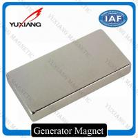 Buy cheap Rare Earth Sintered Ndfeb Magnet N35 N42 N52 Permanent Block Magnet For Sensor product