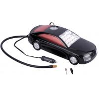Buy cheap 12 Volt Car Shaped Car Air Pum 3 In 1 With 4V 1.5Ah Battery 150 PSI With Multi - Color product