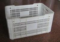 Buy cheap ヨーロッパの積み重ねのプラスチックはcrates&容器及び箱を600*400*320MM出しました product