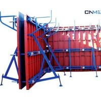 Buy cheap Single - Side Climbing Formwork With Economical And Safe Anchoring System product