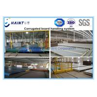 Buy cheap Corrugated Parent Board / Roll Handling Equipment Wooden Case Package CE Certification product