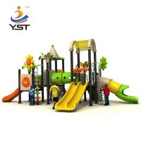 Buy cheap Community Kids Backyard Slide 970 * 630 * 440 Cm High Temperature Baking Finished product