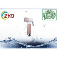 Buy cheap Push Type Spray Hose For Toilet110 Gram Light Weight Long Service Span product