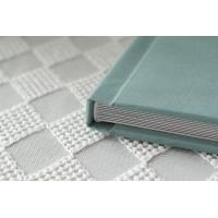 Buy cheap Modern Personalized 10 x 10 Fabric Covered Photo Album For Party / Holiday product