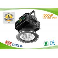 Buy cheap IP 65 Dust Free 500w Cree LED High Bay Lights Led 50000lm CRI Over 80RA product