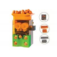 Buy cheap Auto Feed Commercial Fruit Juicer Machines , Cold Pressed Juicer Machine from wholesalers