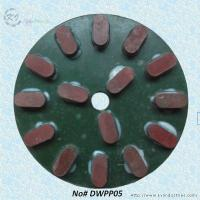 Buy cheap Resin Polishing Plate for Wet Polishing Granite and Marble from wholesalers