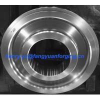 Buy cheap Forged  wheel and Steel Forging Rough Hub Alloy Steel 4130 , 4140 , 8620 , 42CrMo4 , 34CrNiMo6 , 18CrNiMo7-6 product