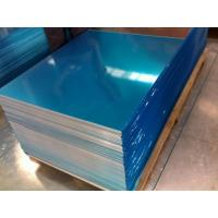 Buy cheap Covered Blue PE Aluminum Sheet Metal Or Llip Board To Protect Surface product