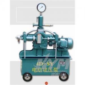 Bomba eléctrica de la prueba hidráulica de /Auto-Control (4D-SY)