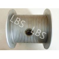 Buy cheap Custom Steel Spooling Device Lebus Grooved Drum For Crane Winch product
