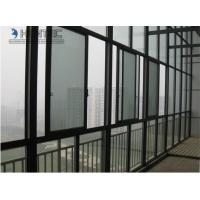 Buy cheap Light Bronzer  Aluminum Window Extrusion Profiles With Fininished Machining product