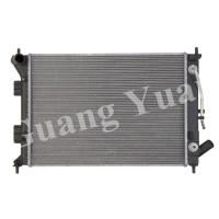 Buy cheap OEM 25310 3X101 Hyundai Car Radiator , DPI 1333 Hyundai Elantra Radiator  product