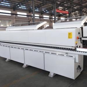 China High Precision Edge Banding Machine , High Efficiency Wood Automatic Edging Machine on sale