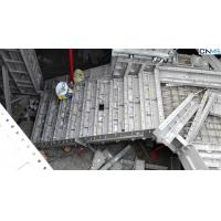 Buy cheap Light Weight Concrete 65 Aluminium Formwork System With Plywood Formwork product