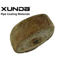 Brown Color Marine Hatch Cover Anticorrosive Tape 1.2 Mm Thick 150 Mm Wide 10 M Long