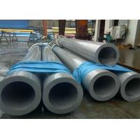 Buy cheap White Thick Wall Steel Tube , Thin Wall Stainless Steel Tube 20-168mm product