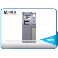 China Windows Xp Deposit ATM Kiosk Self Service Payment , Portable Private Mobile Atm Machines on sale
