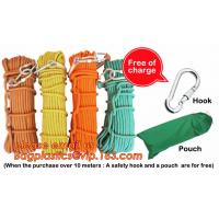 Buy cheap climbing rope, protective escape rope polyester rope, escape rope, High-altitude escape rope rescue rope(fire escape,res product
