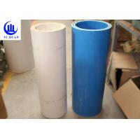 Buy cheap Flat Surface And Colored PVC Flexible Plastic Sheet High Density Fireproof product