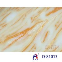 Buy cheap Weilaiyi Marble PVC Coating Window Decorative Film 0.12-0.18mm Thickness from wholesalers