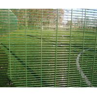 Buy cheap Zinc Aluminium coating High Security Fencing 358 Security Mesh / galvanised finish or powder coated 358 heavy guage weld product