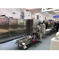 Buy cheap High Speed Ice Cream Cone Production Line  / Cone Roll Forming Machine product