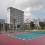 Buy cheap Tennis Court PP Sports Floor, Tennis Court Sport Tiles,  Interlock Sport Floor product
