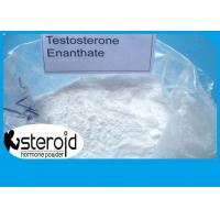 Buy cheap 99% Purity Testosterone Steroid White Crystalline Powder Testosterone Enanthate product