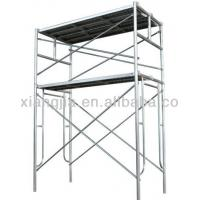 Quality Adto HDG Steel Frame Scaffold System for Working Platform for sale