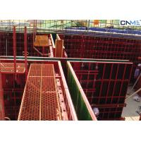 Buy cheap Light Weight Steel Formwork System With Fewer Connectors High Load Capacity product