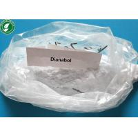 Buy cheap Muscle Fitness Dianabol Anabolic Steroids For Athletes White Solid Type 72-63-9 product