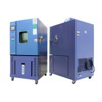 Buy cheap Solar Panel Climatic Test Chamber , LCD Display Screen Salt Spray Test Chamber product