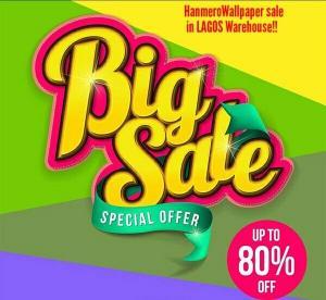 Buy cheap HANMERO Lagos Warehouse Wallpaper Big Promotion!! product