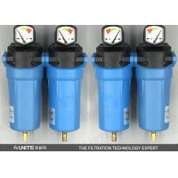 Buy cheap compressed air dryer filter / dust filtering , high pressure air filter product