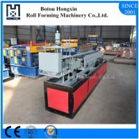 Buy cheap Automatic Shutter Door Roll Forming Machine Flying Saw Cutting System product