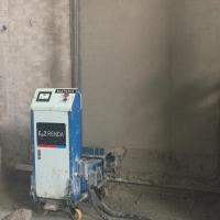 Buy cheap Intelligent Touch Screen Operation Automatic Plastering Machine Mobile Type from wholesalers