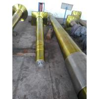 Buy cheap Forged Steel Marine Propeller Shaft , Forging Rudder Shafts For Ships product