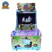 China Retro Arcade Games Machines / Large Virtual Coin Pusher Machine on sale