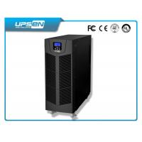 China 3 / 3 Phase Transformerless Online UPS 10Kva - 80Kva with low price and CE Certificate wholesale