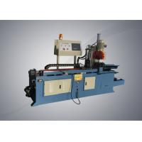 Buy cheap Full Automatic Pipe Cutting Machine Stable Performance With Servo Feeding product