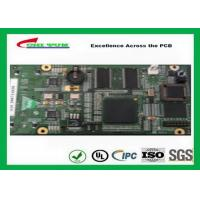 Buy cheap Circuit Board Assembly Services BGA IC Lead Free Soldering Wave / Reflow product