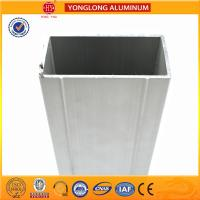 Buy cheap 6063 Aluminum Extrusion Window Frame Profile Resistance To Dirty product