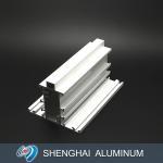Buy cheap Powder Coated White Nigeria Market Aluminum Profile Frames to Make Doors product