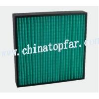 Buy cheap Panel filter,disposable pleated panel filter,air filter product