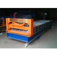 Buy cheap 840 Color Steel Roll Forming Machine Cold Bending Machine Trapezoidal IBR Profile, 3 / Single phase product