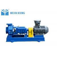 Buy cheap Anti - Corrosion Centrifugal Chemical Pump Fluorine Plastic Lined Sulfuric Acid Pump product