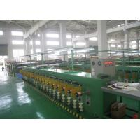 Buy cheap Tube Tinned Annealed Copper Wire Tinning Machine 68Kw 300 Pay Off Bobbin from wholesalers