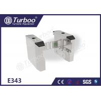 Buy cheap Intelligent Pubic Pedestrian Gate Access Control For Retail Crowd Control product